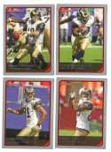 2006 Bowman Football Team Set - ST. LOUIS RAMS
