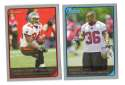2006 Bowman Football Team Set - TAMPA BAY BUCCANEERS