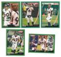 2007 Topps Total Football Team Set - DENVER BRONCOS