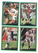 2007 Topps Total Football Team Set - TAMPA BAY BUCCANEERS