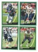 2007 Topps Total Football Team Set - SAN DIEGO CHARGERS