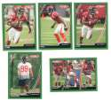 2007 Topps Total Football Team Set - ATLANTA FALCONS