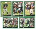 2007 Topps Total Football Team Set - OAKLAND RAIDERS