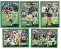 2007 Topps Total Football Team Set - ST. LOUIS RAMS