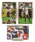 2007 Upper Deck Gold Predictor Football Team Set - TAMPA BAY BUCCANEERS