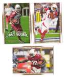2007 Upper Deck Gold Predictor Football Team Set - ARIZONA CARDINALS