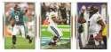 2007 Upper Deck Gold Predictor Football Team Set - JACKSONVILLE JAGUARS