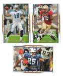 2007 Upper Deck Gold Predictor Football Team Set - TENNESSEE TITANS