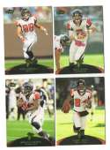 2011 Topps Prime Aqua Football Team Set - ATLANTA FALCONS