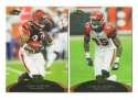 2011 Topps Prime Aqua Football Team Set - CINCINNATI BENGALS