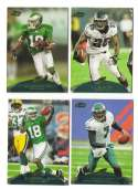 2011 Topps Prime Aqua Football Team Set - PHILADELPHIA EAGLES