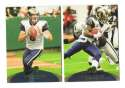 2011 Topps Prime Aqua Football Team Set - ST. LOUIS RAMS