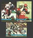 1991 Topps Stadium Club Football Team Set - PHOENIX CARDINALS