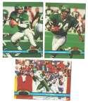 1991 Topps Stadium Club Football Team Set - NEW YORK JETS