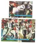 1991 Topps Stadium Club Football Team Set - SEATTLE SEAHAWKS