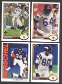 1991 Upper Deck (1-500) Football Team Set - MINNESOTA VIKINGS