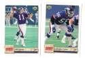 1992 Upper Deck Football Team Set - NEW YORK GIANTS