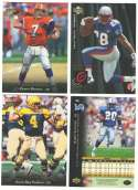 1995 Upper Deck Football Team Set - DETROIT LIONS