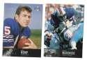 1997 Upper Deck Legends Football Team Set - BUFFALO BILLS