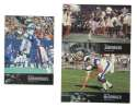1997 Upper Deck Legends Football Team Set - PHILADELPHIA EAGLES