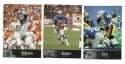 1997 Upper Deck Legends Football Team Set - DETROIT LIONS