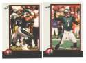 1998 Bowman Football Team Set - PHILADELPHIA EAGLES