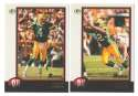 1998 Bowman Football Team Set - GREEN BAY PACKERS