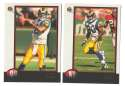 1998 Bowman Football Team Set - ST. LOUIS RAMS