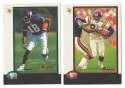1998 Bowman Football Team Set - MINNESOTA VIKINGS