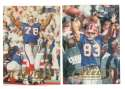 1998 Fleer Tradition Football Team Set - BUFFALO BILLS