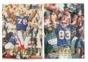 1998 Fleer Tradition Football Team Set - BUFFALO BILLS