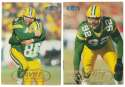 1998 Fleer Tradition Football Team Set - GREEN BAY PACKERS