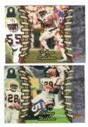 1998 Pacific Omega Football Team Set - CINCINNATI BENGALS