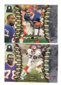 1998 Pacific Omega Football Team Set - BUFFALO BILLS