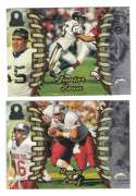 1998 Pacific Omega Football Team Set - SAN DIEGO CHARGERS