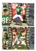 1998 Pacific Omega Football Team Set - NEW YORK JETS