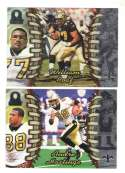 1998 Pacific Omega Football Team Set - NEW ORLEANS SAINTS