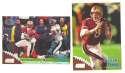 1998 Topps Stadium Club Football Team Set - SAN FRANCISCO 49ERS
