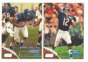 1998 Topps Stadium Club Football Team Set - CHICAGO BEARS