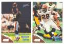 1998 Topps Stadium Club Football Team Set - CINCINNATI BENGALS