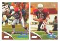 1998 Topps Stadium Club Football Team Set - ARIZONA CARDINALS