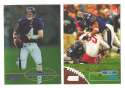 1998 Topps Stadium Club Football Team Set - BALTIMORE RAVENS