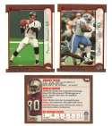 1999 Bowman Football - WASHINGTON REDSKINS Team Set