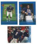 2000 Upper Deck Football Team Set - CHICAGO BEARS w/ Brian Urlacher RC