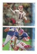 2000 Upper Deck Football Team Set - BUFFALO BILLS