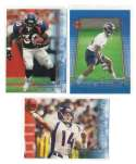 2000 Upper Deck Football Team Set - DENVER BRONCOS