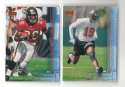 2000 Upper Deck Football Team Set - TAMPA BAY BUCCANEERS