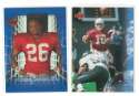 2000 Upper Deck Football Team Set - ARIZONA CARDINALS