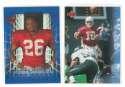 2000 Upper Deck Football Team Set - ARIZONA CARDINALS