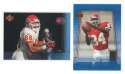 2000 Upper Deck Football Team Set - KANSAS CITY CHIEFS